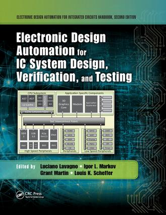Electronic Design Automation for IC System Design, Verification, and Testing: 2nd Edition (Paperback) book cover