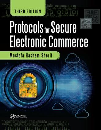 Protocols for Secure Electronic Commerce: 3rd Edition (Paperback) book cover