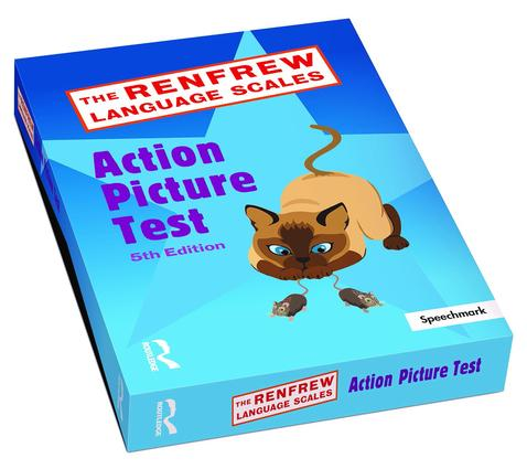 Action Picture Test book cover