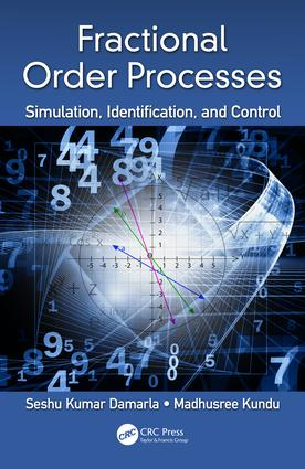 Fractional Order Processes: Simulation, Identification, and Control, 1st Edition (Hardback) book cover