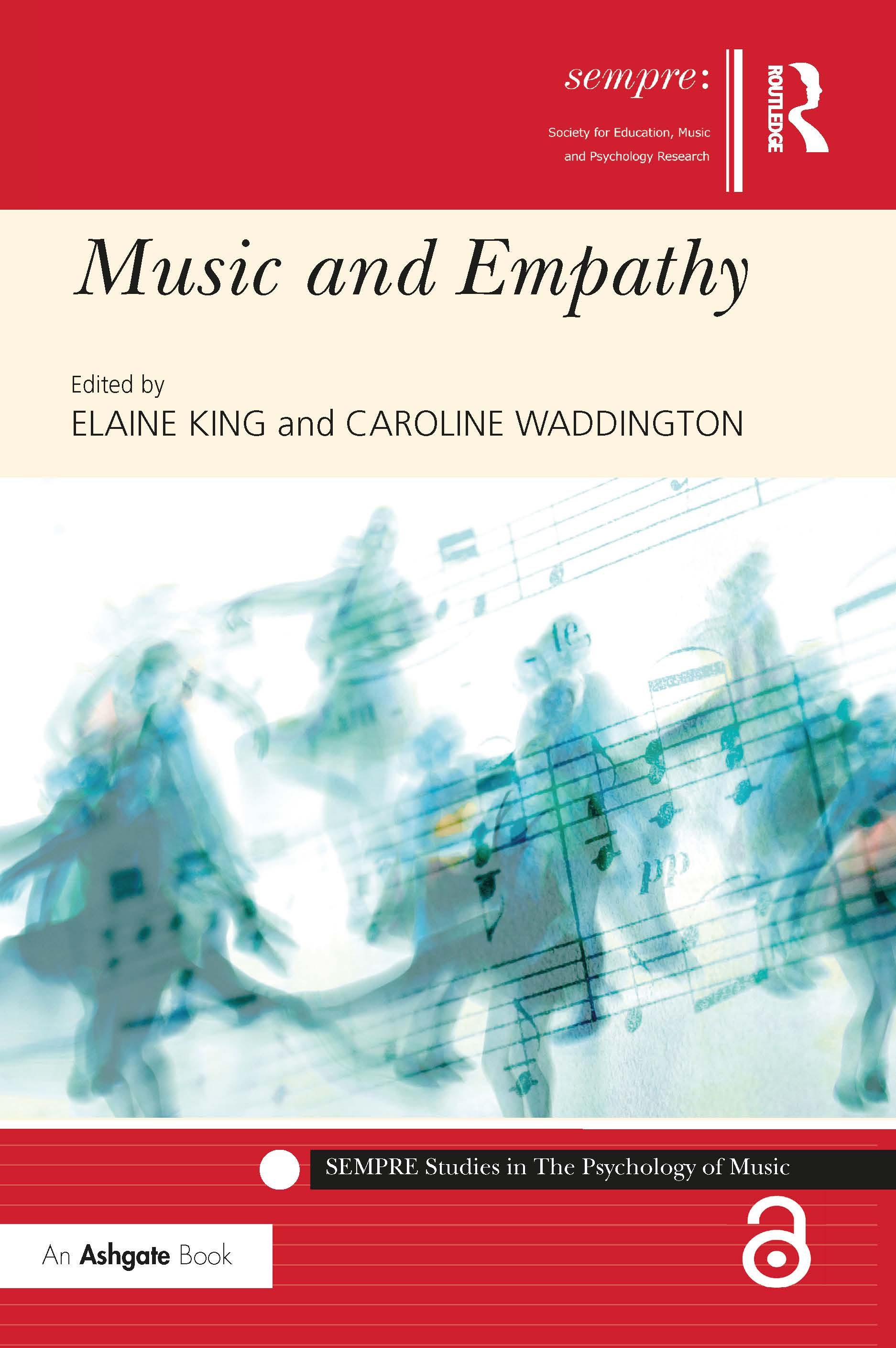 Music and Empathy: 1st Edition (Paperback) book cover