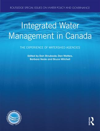 Integrated Water Management in Canada: The Experience of Watershed Agencies book cover