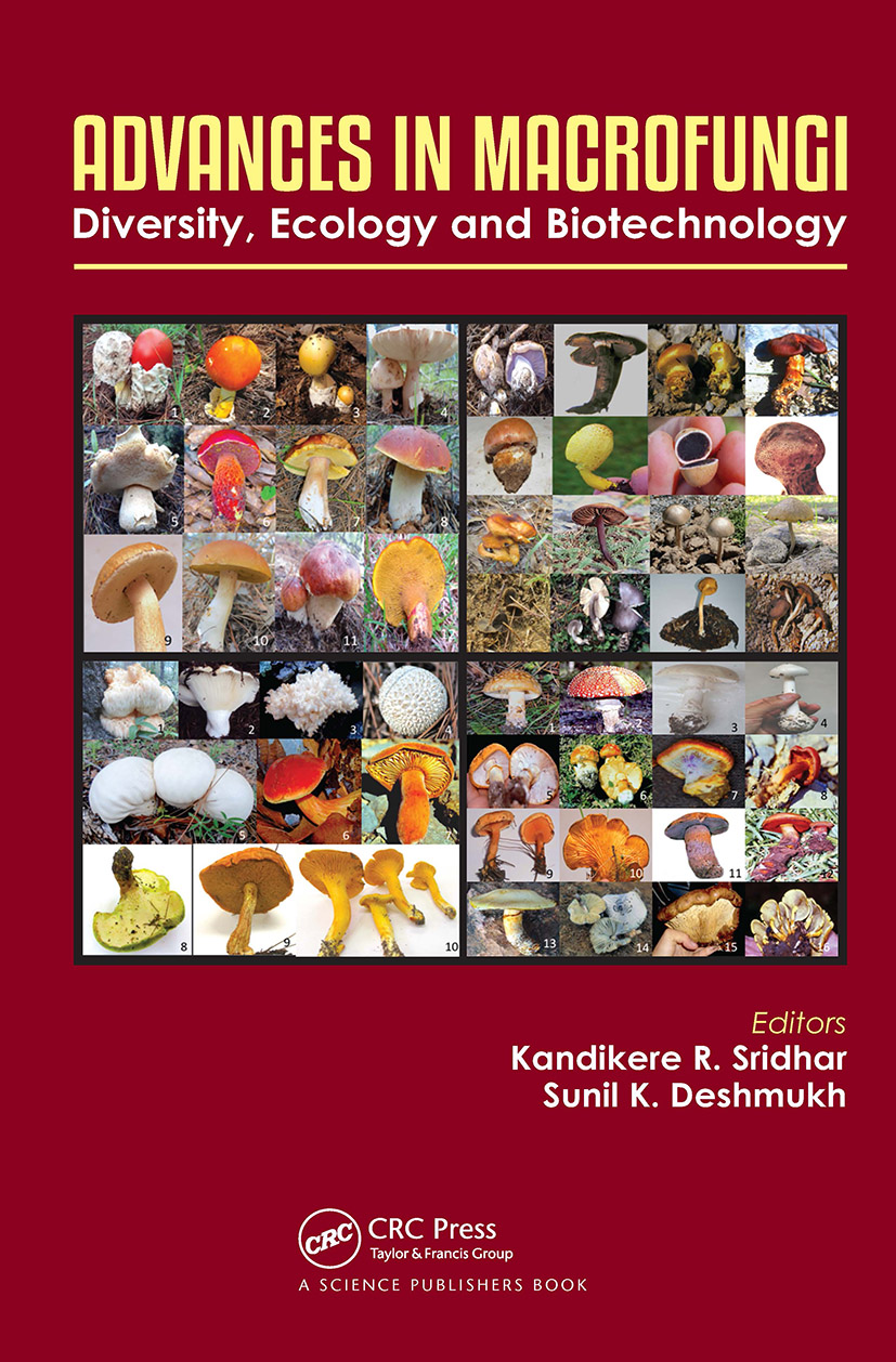Advances in Macrofungi: Diversity, Ecology and Biotechnology book cover