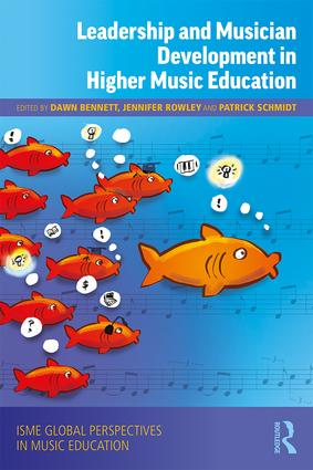 Leadership and Musician Development in Higher Music Education book cover