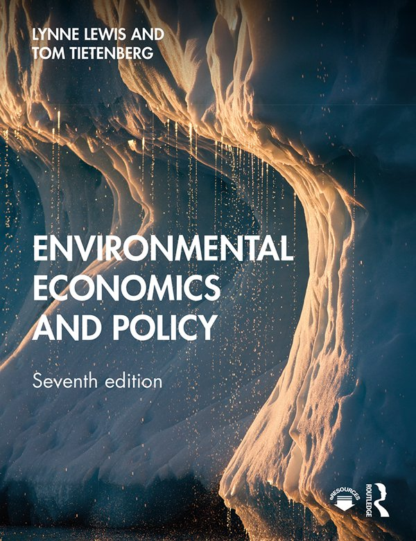 Environmental Economics and Policy book cover