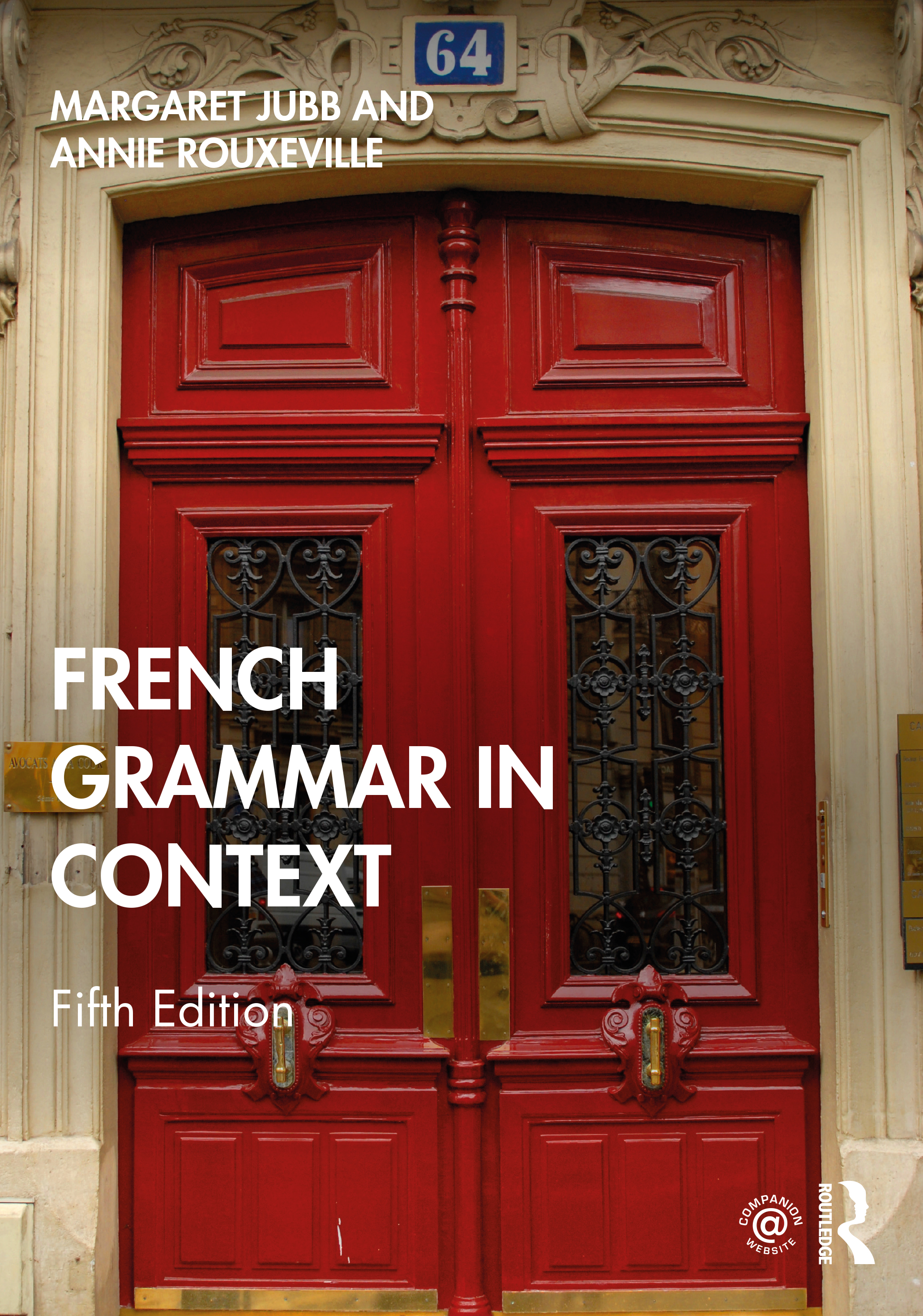 French Grammar in Context book cover