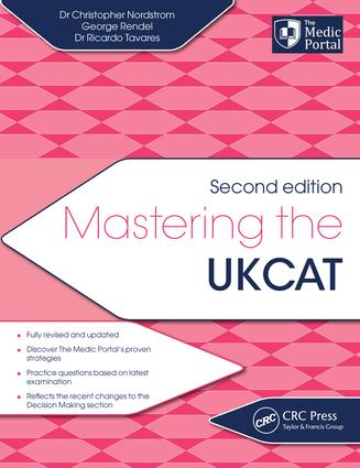 Mastering the UKCAT: Second Edition, 2nd Edition (Paperback) book cover