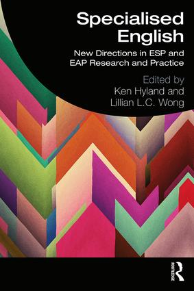 Specialised English: New Directions in ESP and EAP Research and Practice book cover
