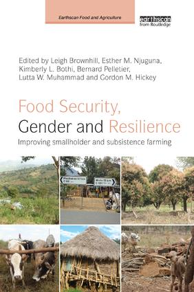 Food Security, Gender and Resilience: Improving Smallholder and Subsistence Farming book cover