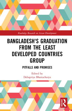 Bangladesh's Graduation from the Least Developed Countries Group: Pitfalls and Promises book cover