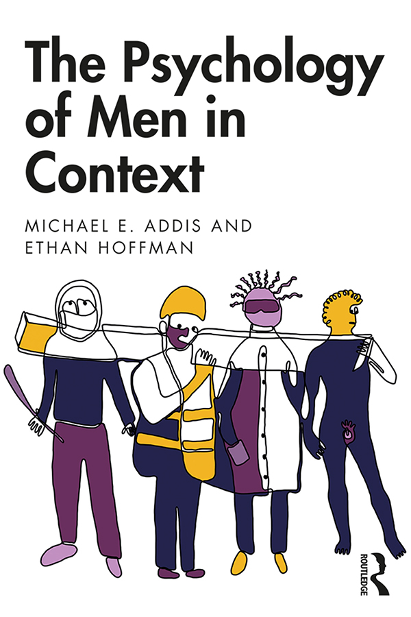 The Psychology of Men in Context book cover