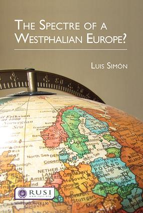 The Spectre of a Westphalian Europe? book cover