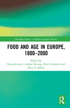 Food and Age in Europe, 1800-2000 book cover