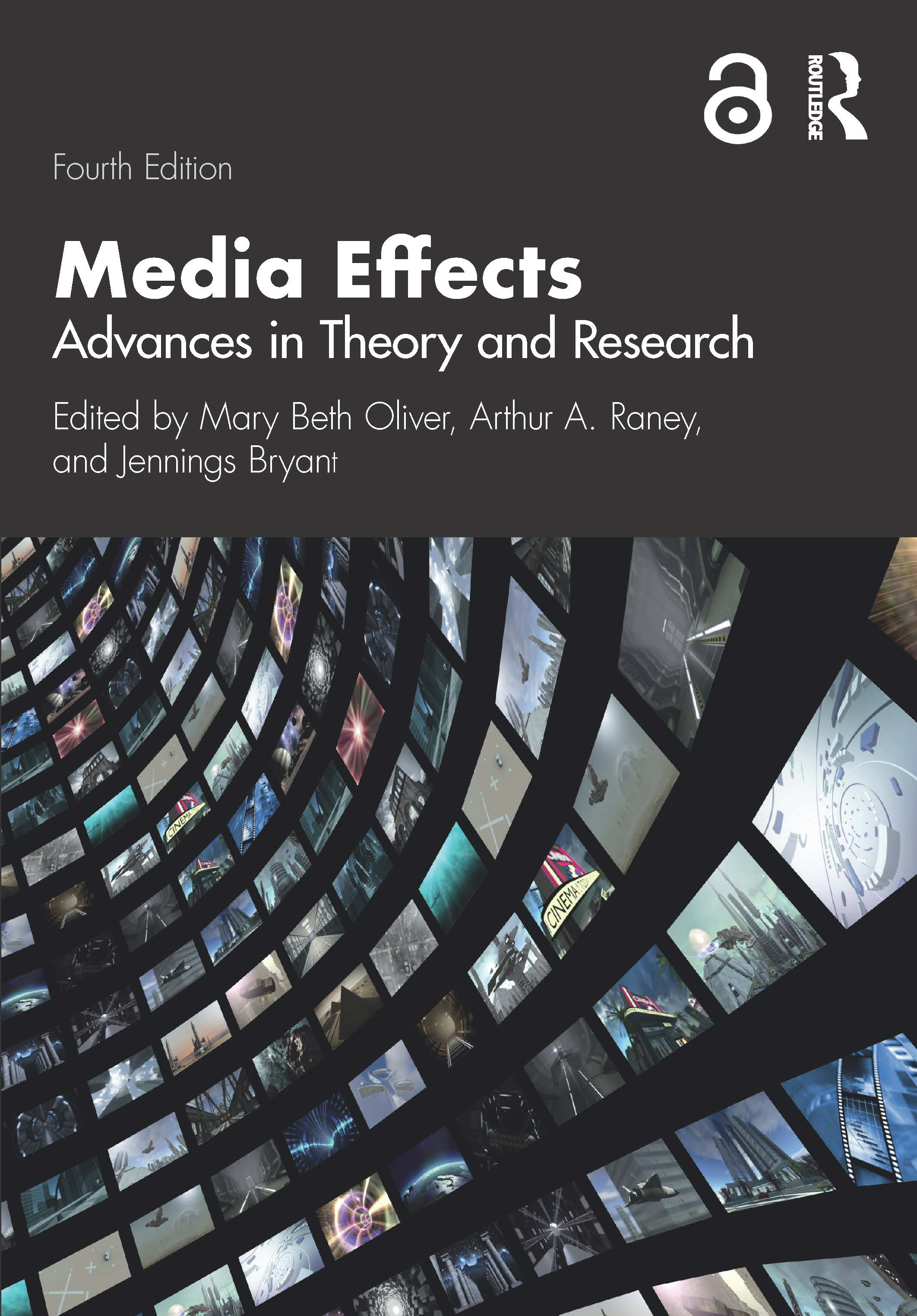 Media Effects: Advances in Theory and Research book cover
