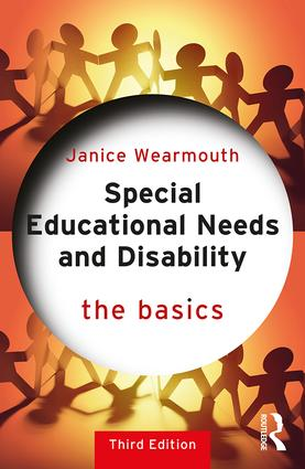 Special Educational Needs and Disability: The Basics book cover