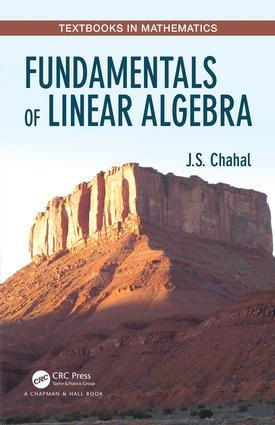 Fundamentals of Linear Algebra book cover
