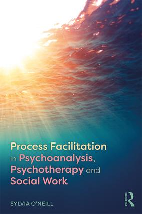Process Facilitation in Psychoanalysis, Psychotherapy and Social Work: 1st Edition (Paperback) book cover
