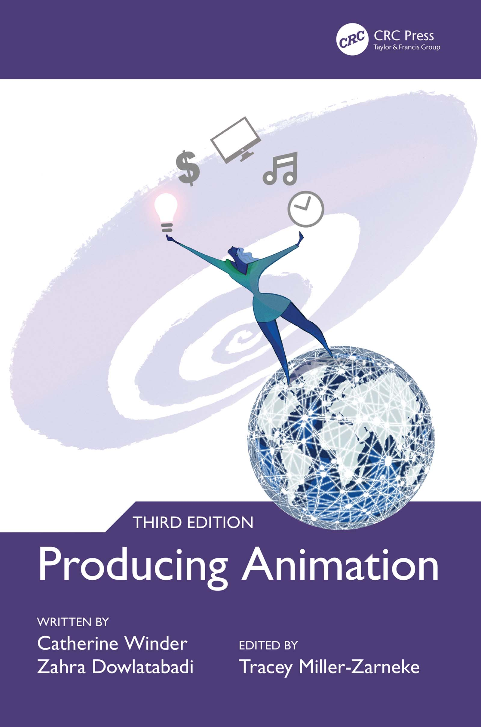 Producing Animation 3e book cover