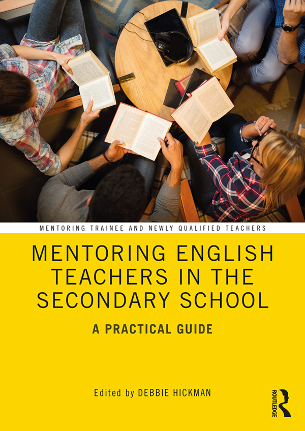 Mentoring English Teachers in the Secondary School: A Practical Guide book cover