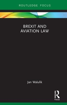 Brexit and Aviation Law book cover