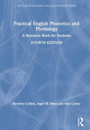 Practical English Phonetics and Phonology: A Resource Book for Students book cover