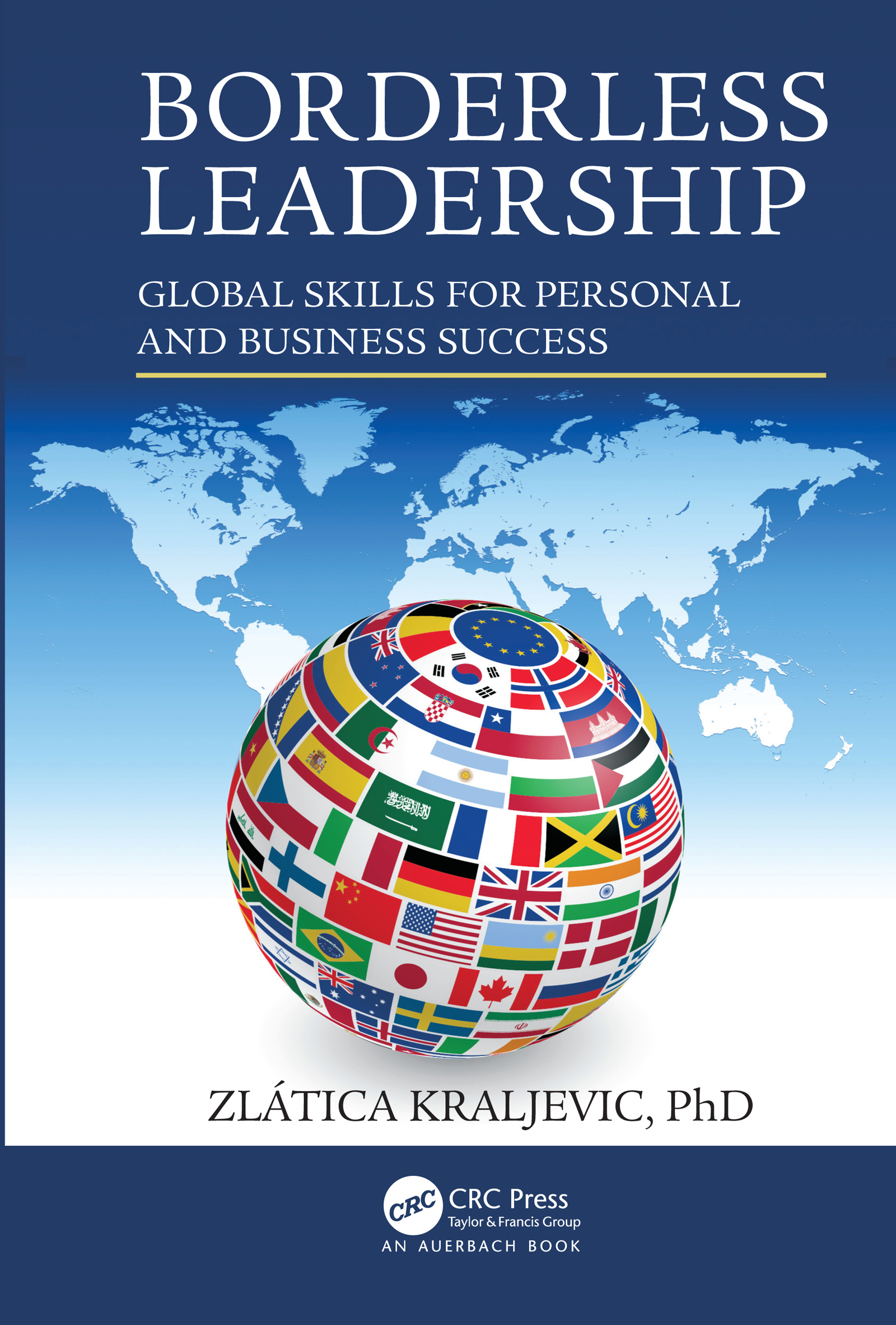 Borderless Leadership: Global Skills for Personal and Business Success book cover