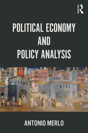 Political Economy and Policy Analysis book cover