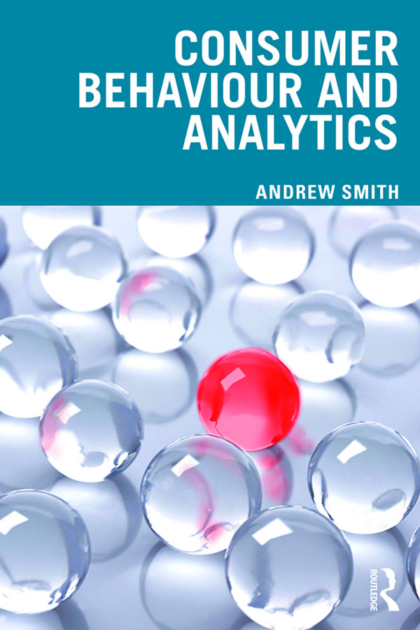Consumer Behaviour and Analytics book cover