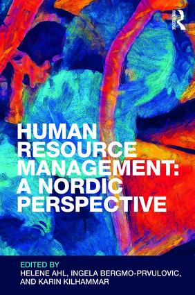 Human Resource Management: A Nordic Perspective: 1st Edition (Paperback) book cover