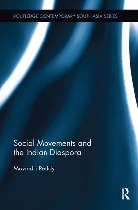 Social Movements and the Indian Diaspora: 1st Edition (Paperback) book cover