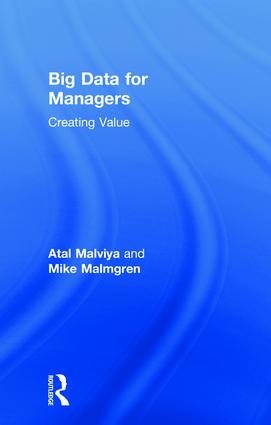 Big Data for Managers: Creating Value book cover