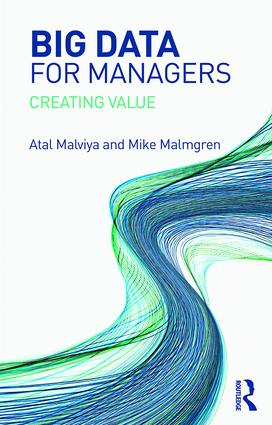 Big Data for Managers: Creating Value, 1st Edition (Paperback) book cover