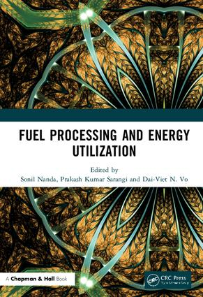 Fuel Processing and Energy Utilization: 1st Edition (Hardback) book cover
