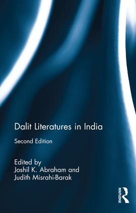 Dalit Literatures in India: 2nd Edition (Paperback) book cover