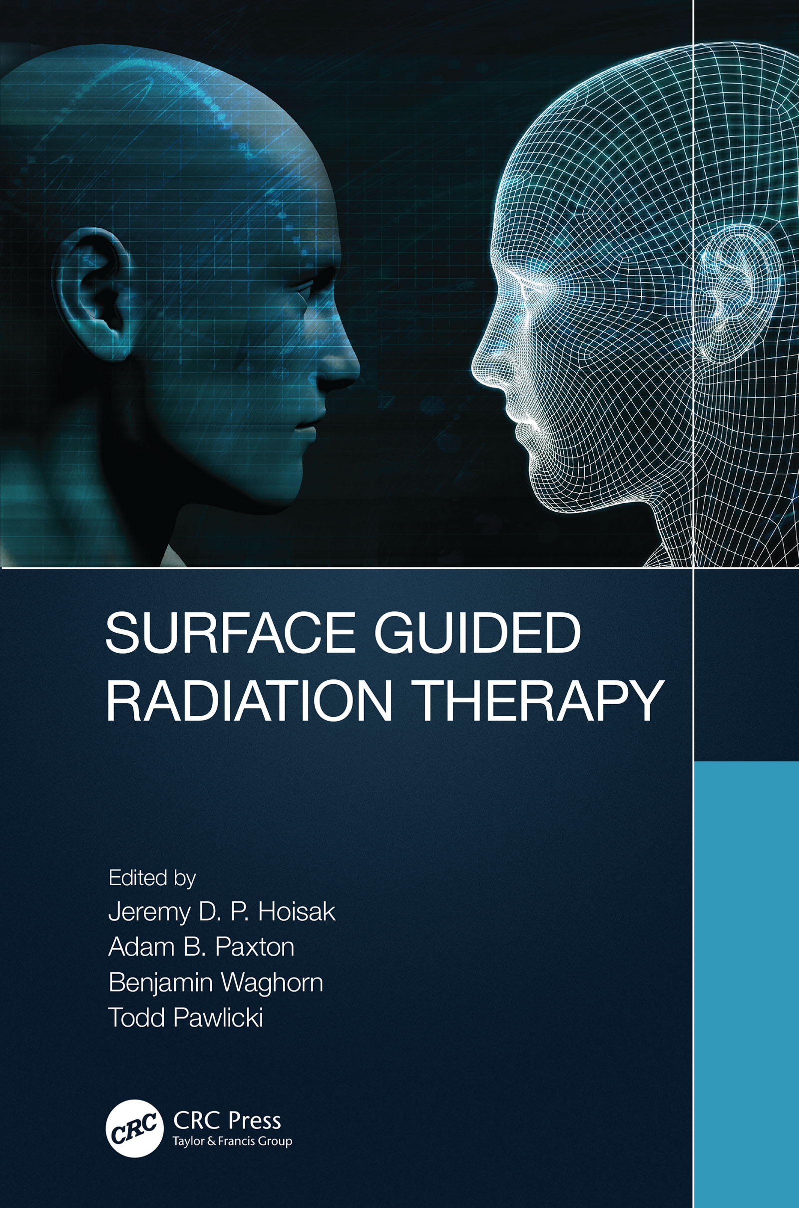 Surface Guided Radiation Therapy book cover