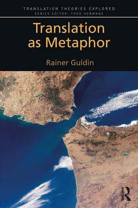 Translation as Metaphor book cover