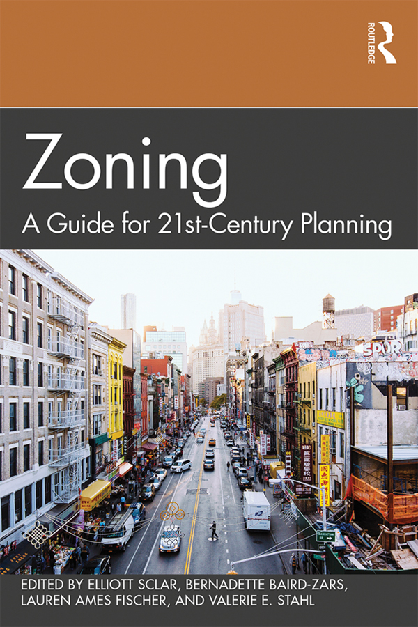 Zoning: A Guide for 21st-Century Planning book cover