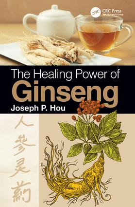 The Healing Power of Ginseng book cover