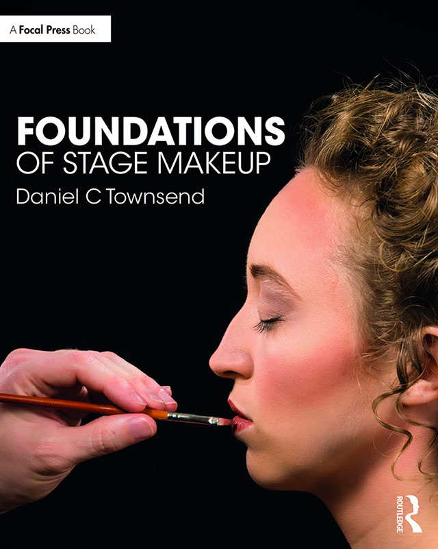 Foundations of Stage Makeup book cover