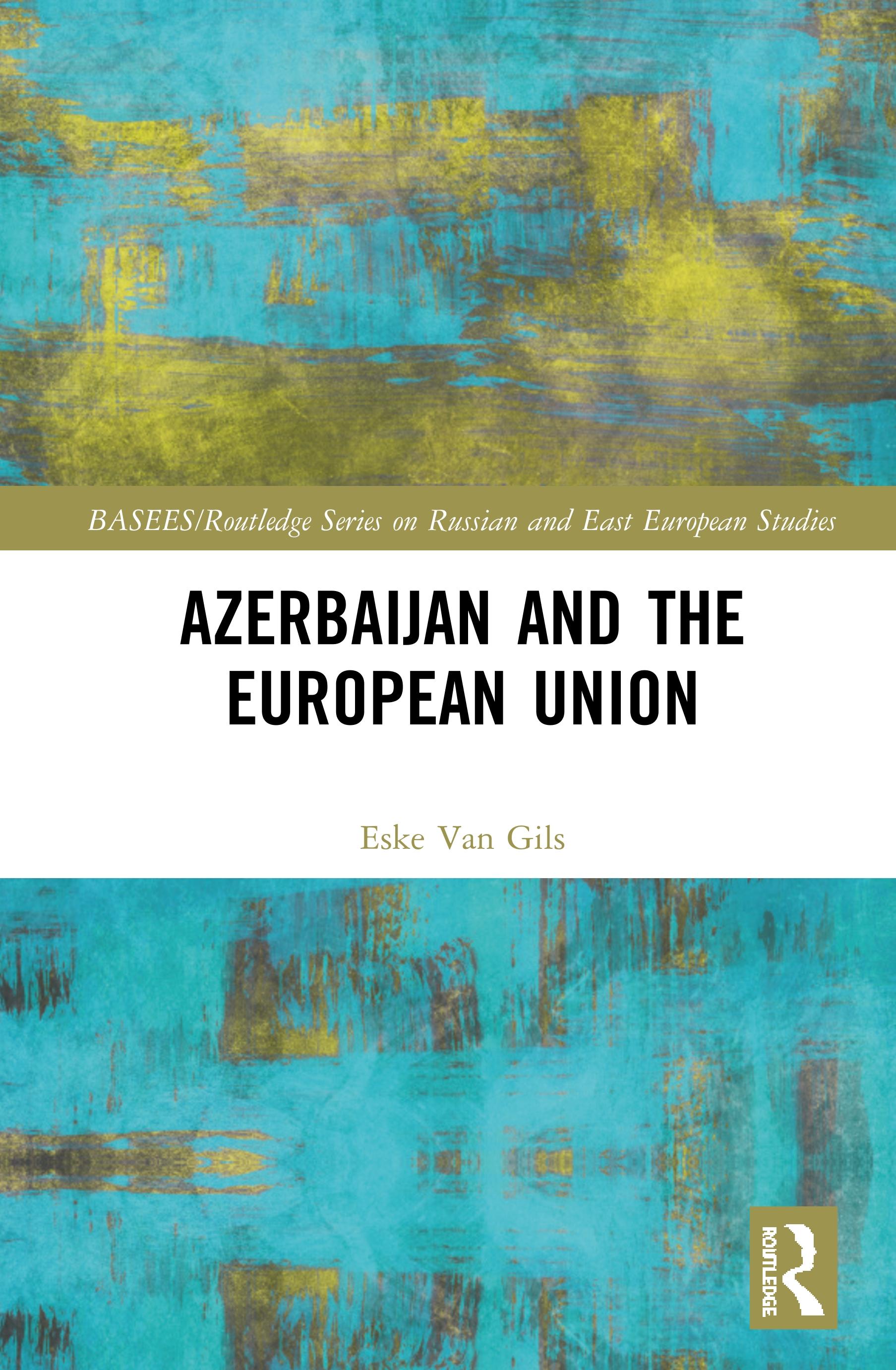 Azerbaijan and the European Union book cover