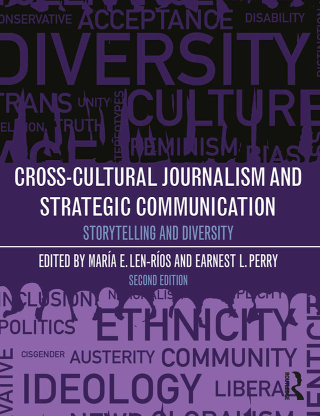 Cross-Cultural Journalism and Strategic Communication: Storytelling and Diversity book cover