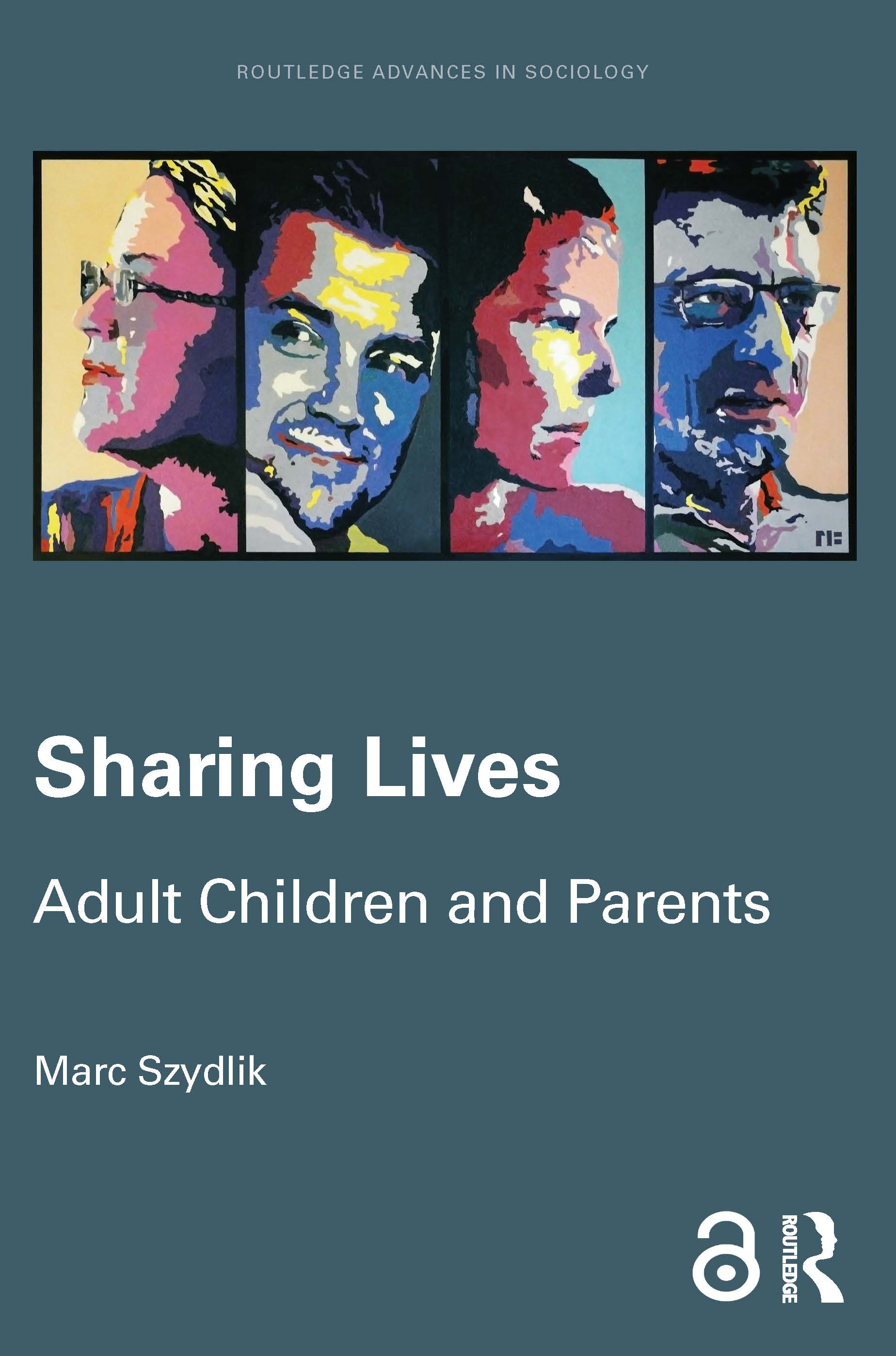 Sharing Lives: Adult Children and Parents, 1st Edition (Paperback) book cover