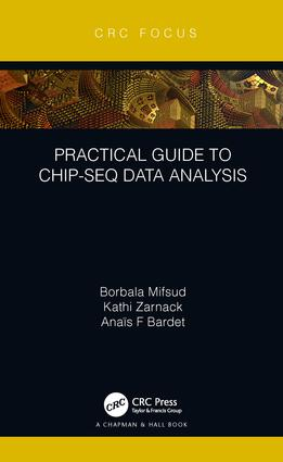 Practical Guide to ChIP-seq Data Analysis book cover