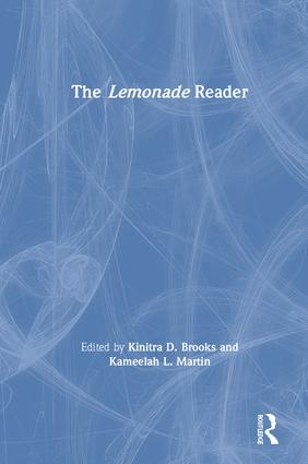 The Lemonade Reader book cover