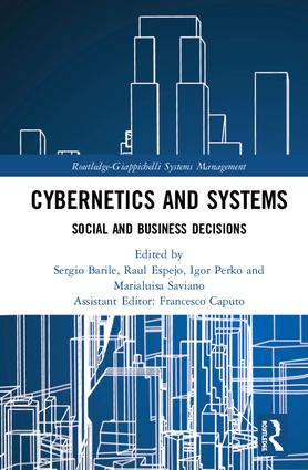 Cybernetics and Systems: Social and Business Decisions book cover