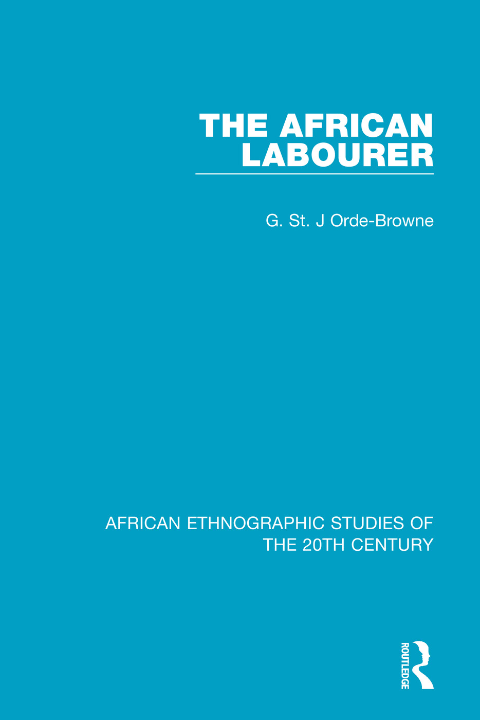 The African Labourer book cover