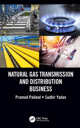 Natural Gas Transmission and Distribution Business book cover