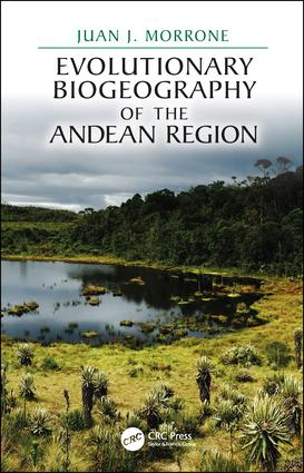 Evolutionary Biogeography of the Andean Region book cover