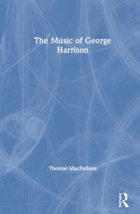 The Music of George Harrison book cover