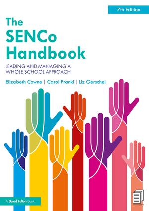 The SENCo Handbook: Leading and Managing a Whole School Approach book cover